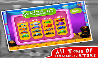 Screenshot of Auto Car Mechanic - Tuning car