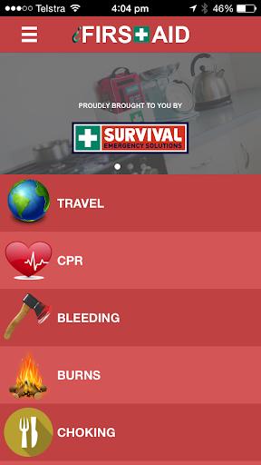 玩健康App|iFirstAid Lite免費|APP試玩