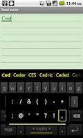 Screenshot of CedIME Donate