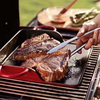 Beef Porterhouse a la Plancha
