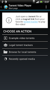 Torrent Video Player- TVP Free - screenshot thumbnail