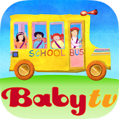 Wheels on Bus Song Book BabyTV
