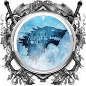Clock Stark (Unofficial) Game of Thrones