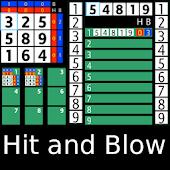 Hit and Blow - ヒットアンドブロー