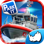 Police Boat Parking : 3D Race v1.07