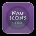 NAU ICONS APEX/NOVA/ADW/HOLA icon