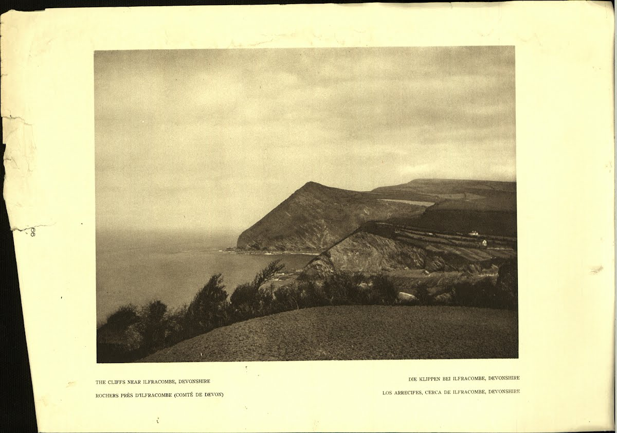 Top Euro Bri E Devonshire Costal Scenes And Types