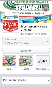Supermercati Verdeblu screenshot 4