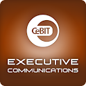 CeBIT Executive Communications logo