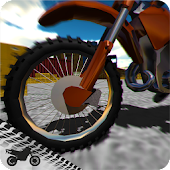 Race and Cross Motorbike 3D