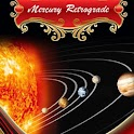 Mercury Retrograde! logo