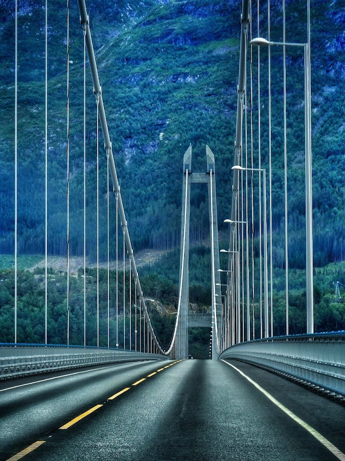 by Jose Figueiredo - Buildings & Architecture Bridges & Suspended Structures ( suspend structures, bridge, norway,  )