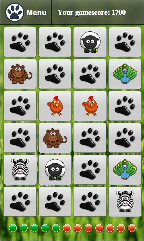 Animal Game - screenshot
