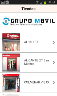 Grupo Móvil- screenshot thumbnail