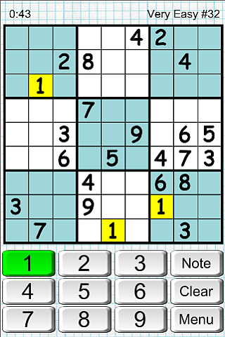 Sudoku Free - Pocket Learning