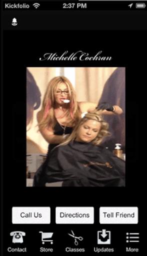 Michelle's Hair