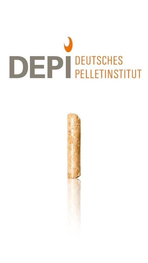 DEPI Pelletinfos- screenshot