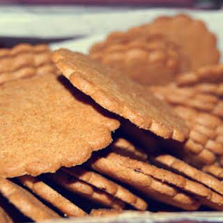 Ginger Biscuits No Golden Syrup Recipes.