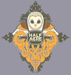Logo of Half Acre Beer Hates Astronauts