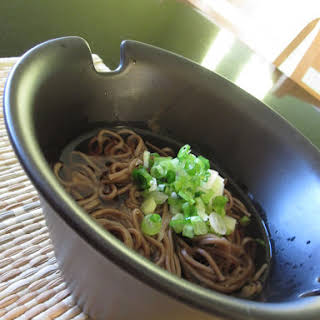 Hot Soba Recipes.