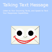 Talking Text Messages SMS