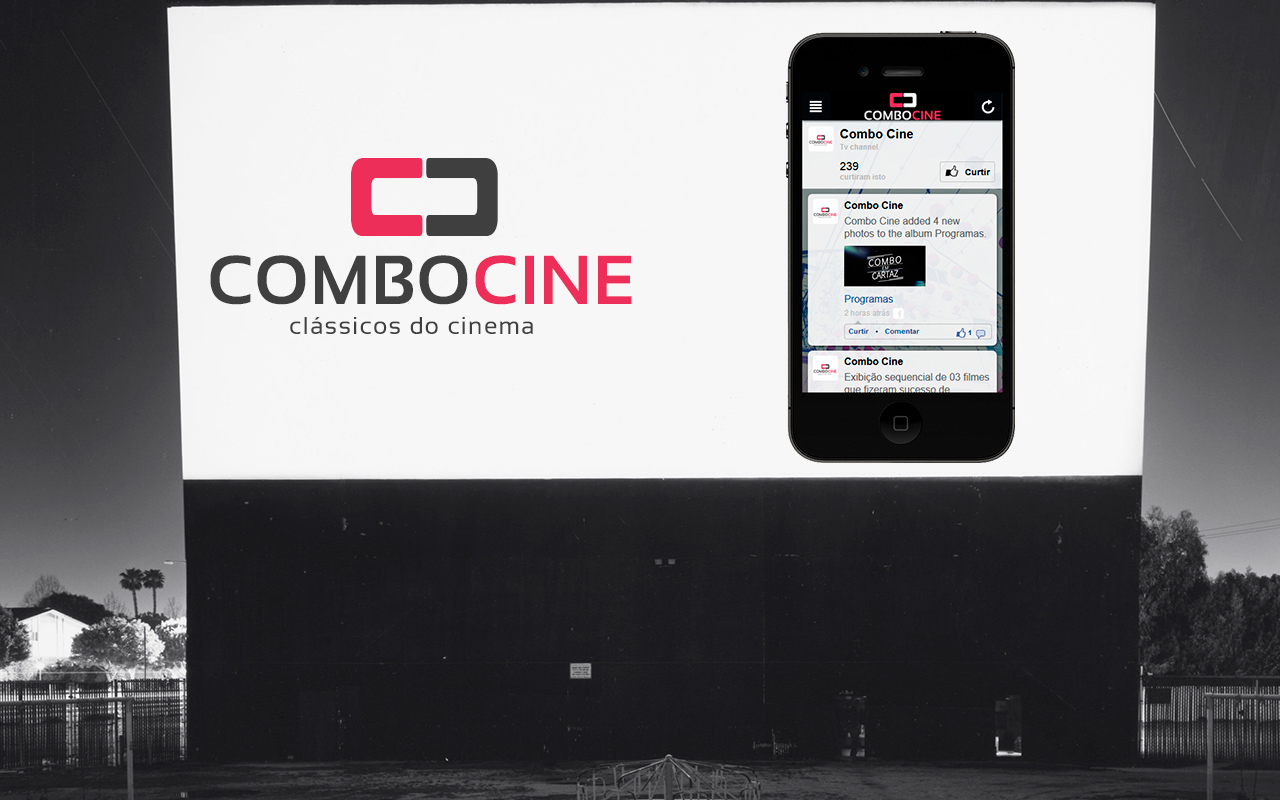 Combo Cine - screenshot