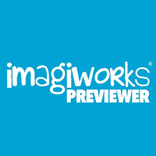 ImagiWorks Previewer LOGO-APP點子