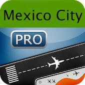 Mexico City Airport+FlightTrak