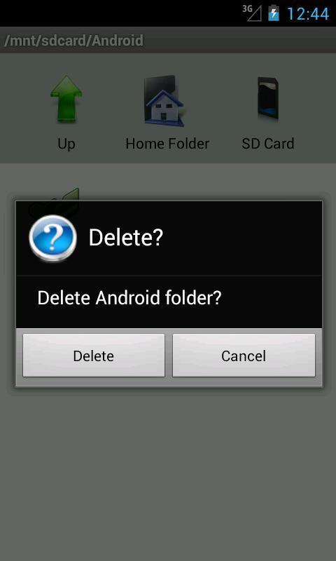 Secure Deleter Free- screenshot