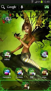 Fairy ADWTheme - screenshot thumbnail