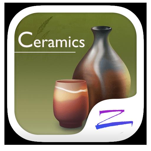Ceramics Theme - ZERO launcher 個人化 App LOGO-硬是要APP