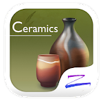 Ceramics Theme - ZERO launcher