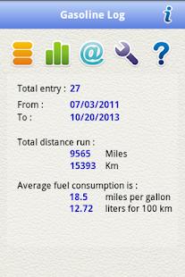 gasoline log apps on google play