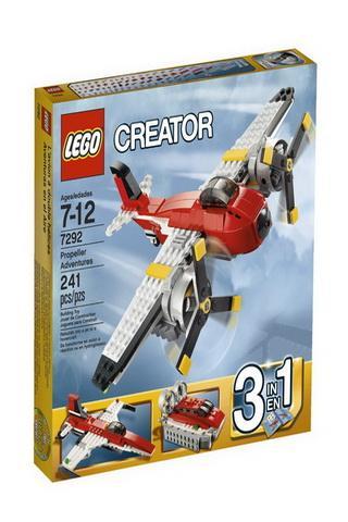 Building Blocks Set CREATOR