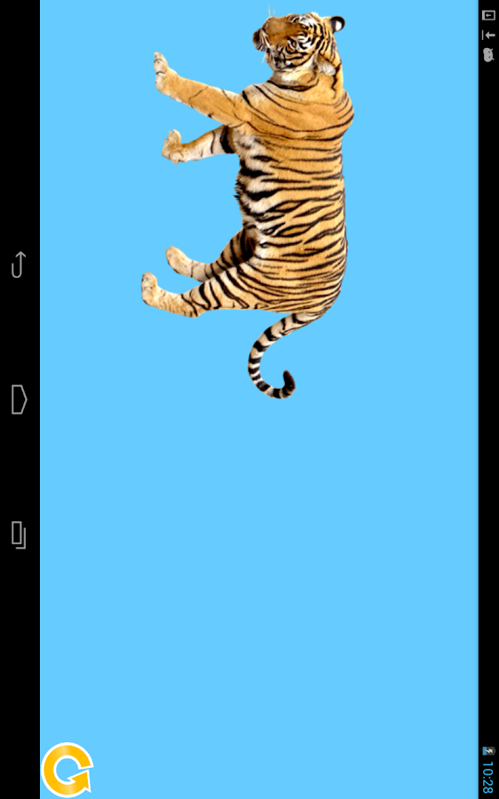 Peekaboo TTTouch! (animal)- screenshot