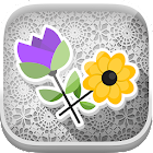 Guess what? Flowers icon