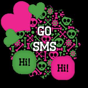 Download App GO SMS THEME - SCS462 - iPhone App