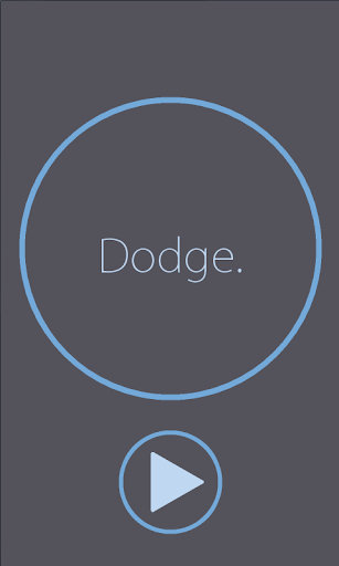 Dodge. 닷지.