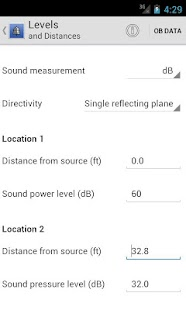 Resound Acoustics Lite - screenshot thumbnail