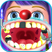 Joker dentist - doctor games