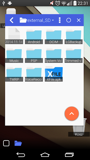 XFile File Manager