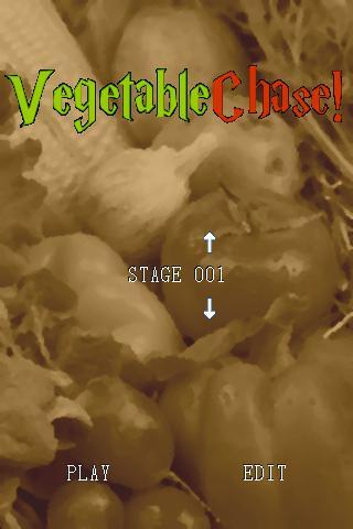 Vegetable Chase! 1.1 Windows u7528 1