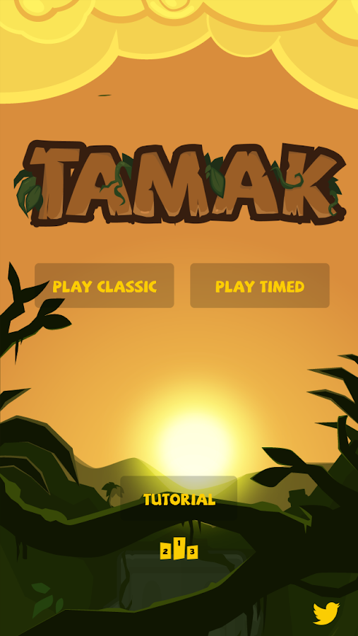 Tamak- screenshot