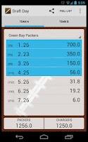 Screenshot of Draft Day