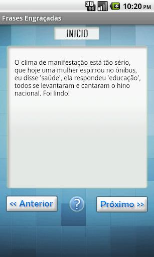 Frases Engrau00e7adas - Hahaha 1.2 screenshots 2