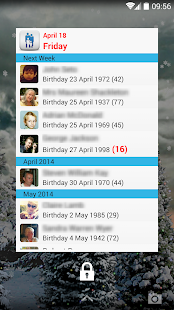 Contact Lookup Events- screenshot thumbnail