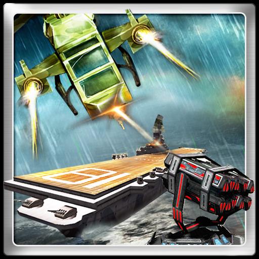 Naval Battleship: Storm Combat 動作 App LOGO-APP試玩