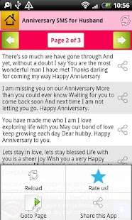 Wedding Anniversary Quotes SMS - screenshot thumbnail