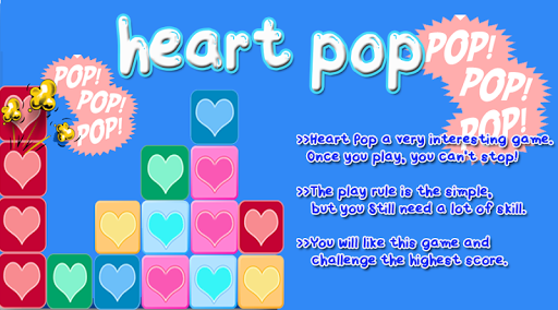 Pop Heart Block Crush Legend
