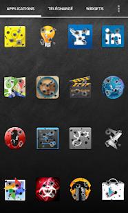 BULLET Iconpack HD Apex Nova